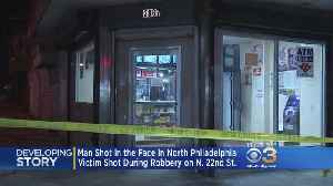 5 Suspects Wanted After Man Shot In Face, Philly Police Say [Video]