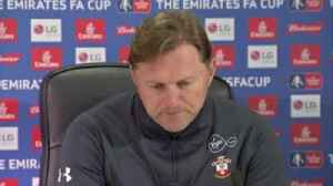 Hassenhuttl: We didn't deserve to win [Video]