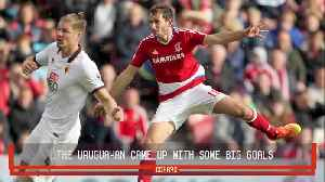 The Remarkable Story of Cristhian Stuani [Video]