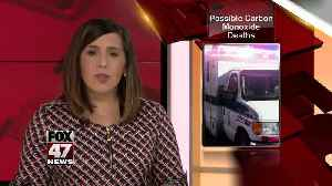 News video: Mother, son found dead in suspected carbon monoxide deaths