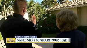 Largo Police offering free residential security assessments [Video]