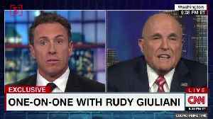 Rudy Giuliani Says Trump Didn't Collude With Russia, But Can't Say if The Campaign Did [Video]