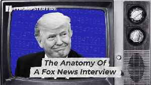 The Anatomy Of A Fox News Interview [Video]