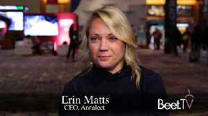 Antiquated TV Walks Stepping Stone To Programmatic: Annalect's Matts [Video]