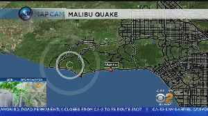 Micro Earthquake Shakes Rain-Soaked, Muddy Malibu [Video]