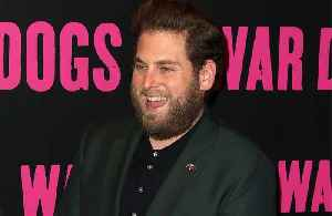 Jonah Hill training in jiu jitsu [Video]