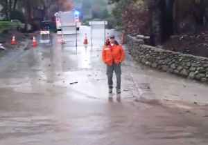 Malibu Residents Braced for Flash Floods and Mudslides Following Heavy Rain [Video]