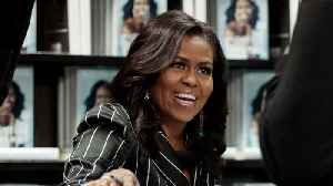Michelle Obama's Memoir Still No. 1 Best-Seller On Amazon [Video]