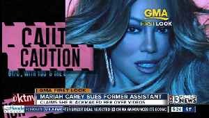 Mariah Carey suing former assistant [Video]