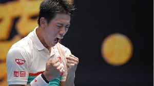 Kei Nishikori Wins Australian Open Classic [Video]
