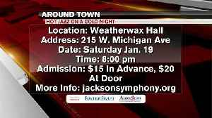 Around Town 1/17/19: Hot jazz on a cold night [Video]