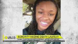 Northwestern Student's Parents Want Sorority Held Responsible For Daughter's Suicide [Video]