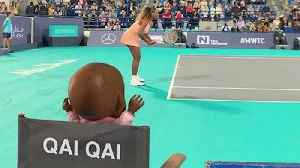 Who Is Qai Qai? Serena Williams' Daughter's Doll Becomes Breakout Star [Video]