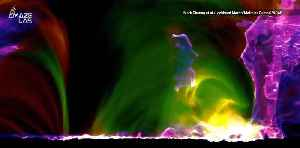 Mesmerizing Animation Shows Entire Life Cycle of a Solar Flare [Video]
