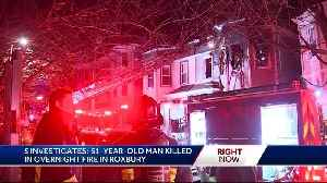 Smoking may have played role in fatal fire [Video]