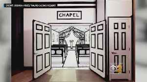 New Art Installation Doubles As Las Vegas Wedding Chapel [Video]