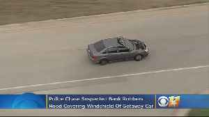 Dallas Police Capture Bank Robbery Suspects After Car Chase Through Counties [Video]