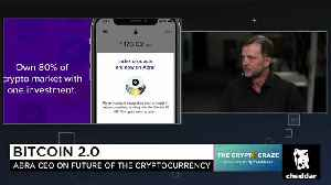 Abra CEO Aims to Upend Banking Sector with Crypto-Backed Synthetic Money [Video]