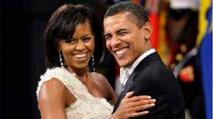 Barack Obama Shares Throwback Photo Of Him And Michelle For Her Birthday [Video]