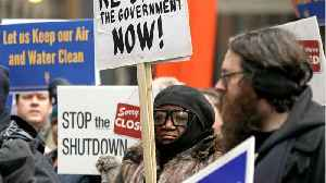 Government Shutdown's Affect On Immigration [Video]