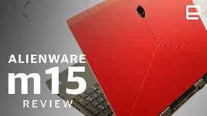 Alienware m15 Review: Finally, a thin and light Dell gaming laptop [Video]