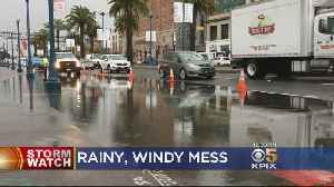 Team Coverage: Deadly Bay Area Storm Leaves Behind Trail Of Damage [Video]