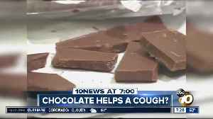 News video: Chocolate more effective than cough syrup?