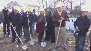 Groundbreaking For Long Island Home For War Hero [Video]