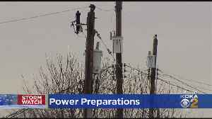 Utility Companies Prepare To Get Ahead Of Winter Storms [Video]
