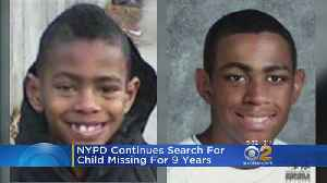 NYPD Using Age Progression Technology In Missing Child Cold Case [Video]