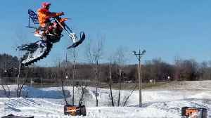 Man Overcomes Broken Neck, Back to Compete in X-Games [Video]