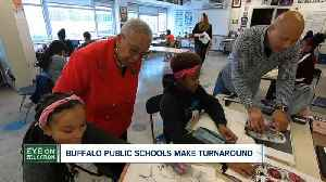 Buffalo Public Schools claim turnaround [Video]