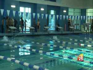 VISD Boys Swimming District Preview [Video]