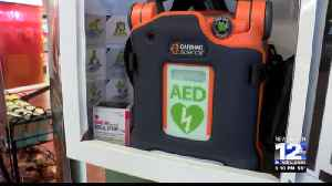 SOU Adds Naloxone Kits to Campus Alongside AED [Video]