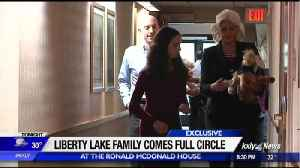Liberty Lake family gives back to Ronald McDonald House [Video]