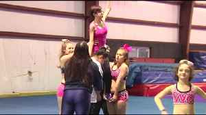 VIDEO: Local All-Star Cheerleaders competing on the circuit [Video]