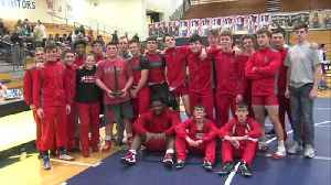THS Wrestling [Video]