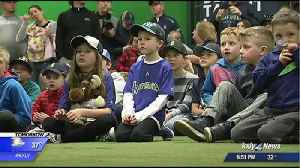 Mariners Caravan makes its way to Spokane [Video]