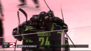 1-16-19 Comets top Crunch 5-4 [Video]
