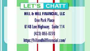 Morgan Hill of Hill & Hill Financial talks about
