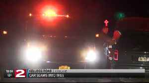 Clark Mills woman critically injured in Kirkland crash [Video]