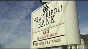 VIDEO: New Tripoli bank expands with new Macungie branch [Video]