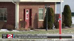 Family, friends paying respects to three boys killed in Herkimer fire [Video]