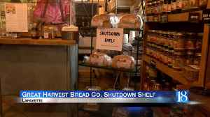 Great Harvest Bread Co. in Lafayette creates