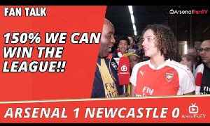 150% We Can Win The League!! | Arsenal 1 Newcastle 0 [Video]