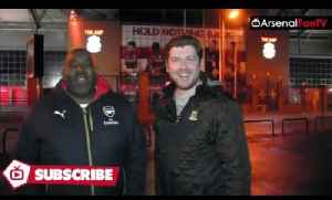 Who Will Win Liverpool or Arsenal? Feat The RedMenTV Outside Anfield [Video]