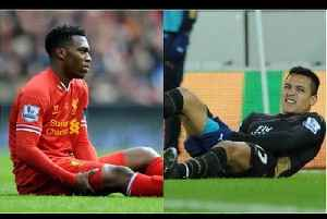 Liverpool & Arsenal Combined Injury 11 (Ft The RedMenTV) [Video]
