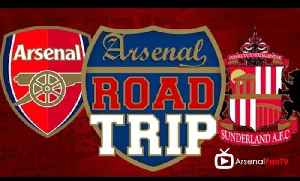 Road Trip - FA Cup 3rd Round Arsenal v Sunderland [Video]