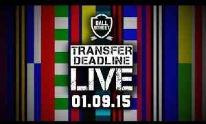 Periscope With Robbie - TRANSFER DEADLINE LIVE: (01.09.15) [Video]