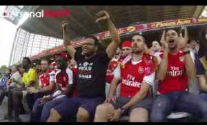RC LENS vs ARSENAL 1-1 | ARSENAL SUPPORTERS CLUB FRANCE VLOG [Video]